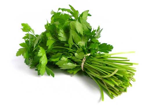 Фруктово-овощная зеленая диета