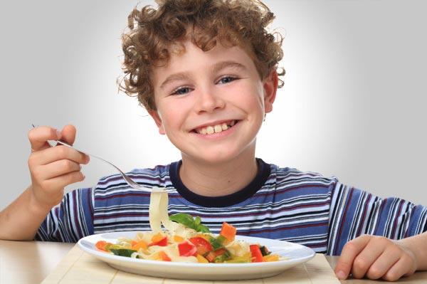 Несколько вариантов диеты для подростков