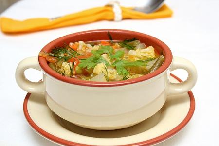 Рецепт диетического супа для похудения