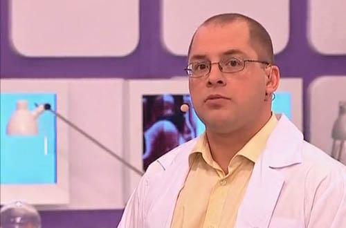 Доктор Сергей Агапкин и его диета