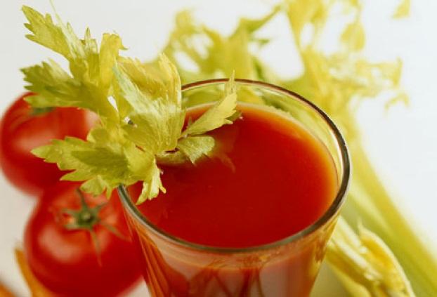 Диета на томатном соке + отзывы