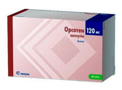 Инструкция по применению таблеток Орсотен