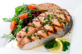 Рыба в меню диеты при желчнокаменной болезни
