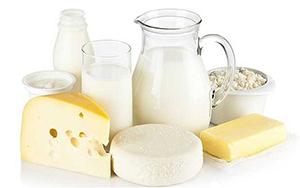 Разрешены молочные продукты