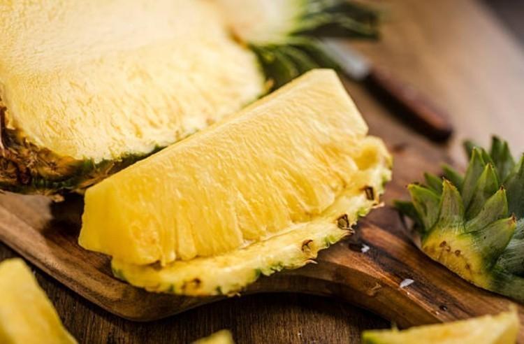 Ананасовая диета польза